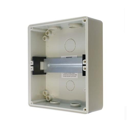 8 Pole Weatherproof Enclosure Ip66 Rcd Cover Circuit