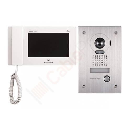 Aiphone Jps4aedf 7 Video Intercom Kit With Jp4med Jpdvf